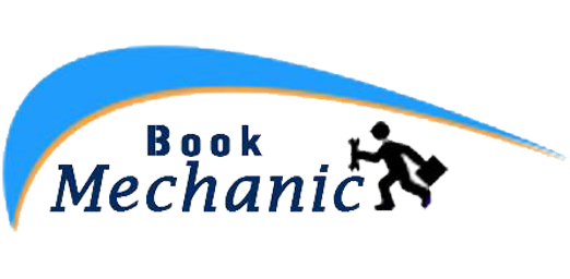 book mechanic logo